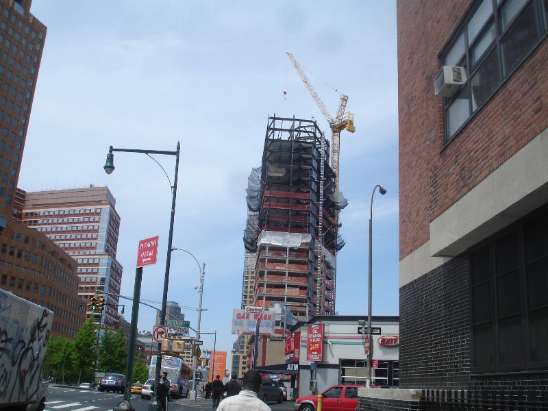 Near Flatbush Avenue Towers
