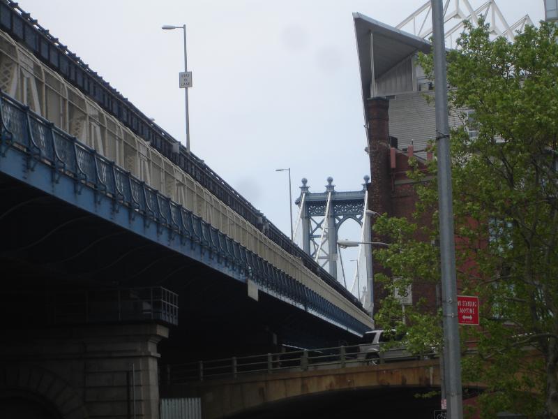 Manhattan Bridge Ramp
