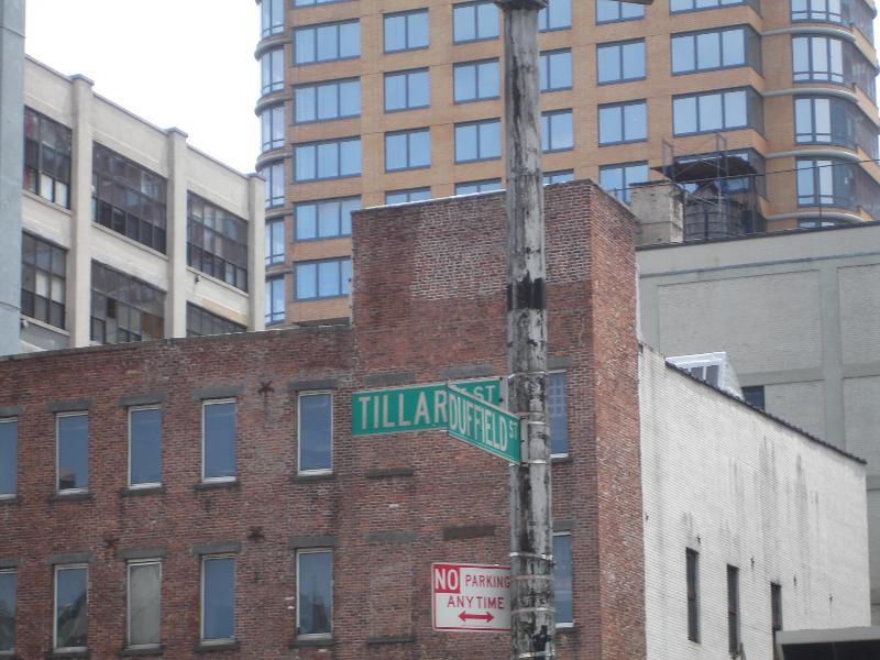 Tillary and Duffeild